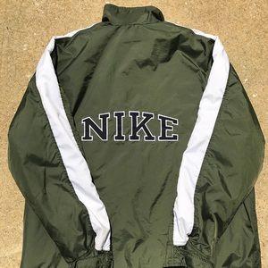 Vintage Nike Zip Up Jacket